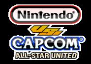 Nintendo vs Capcom Logo