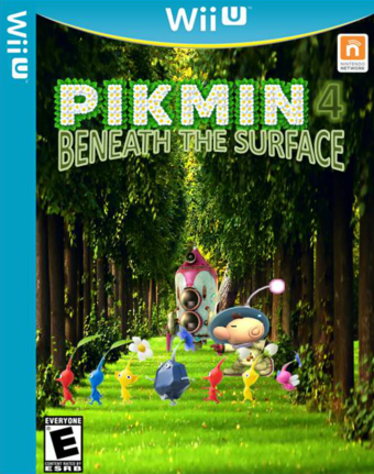 Pikmin 4 Beneath The Surface Fantendo Nintendo Fanon Wiki