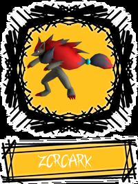 Zoroark SSBR