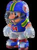 2.Football Mario 1