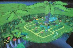 Delfino Villaige Map