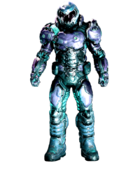 Doom Slayer Arctic
