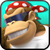 Funky Kong CSS Icon