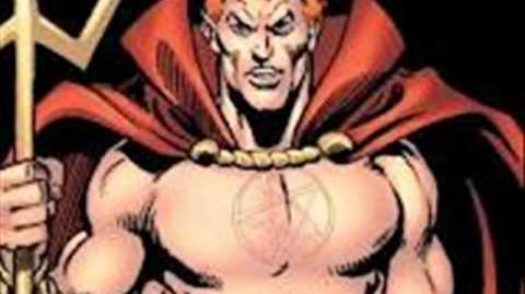 Lesser Known But Awesome Heroes Daimon Hellstrom