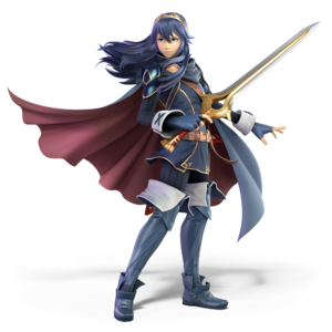 Lucina SSBUltimate