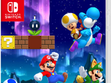 New Super Mario Bros 3 (Switch)
