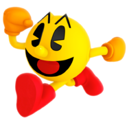 PAC-MAN Nibroc-Rock 3