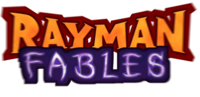 Rayman Fables Logo