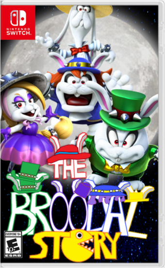 The Broodal Story Fantendo Nintendo Fanon Wiki Fandom