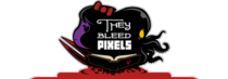 They Bleed Pixels logo