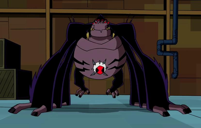 Ultimate spidermonkey omniverse