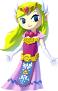 378px-Princess Zelda The Wind Waker HD
