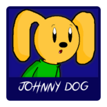 ACL Fantendo Smash Bros X character box - Johnny Dog
