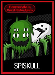 FCC Spiskull Card