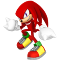 Legacy knuckles the echidna render by nibroc rock-db16m8p