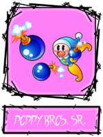 Poppy Bros. Sr. SSBR