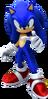 Sonic 2006 pose