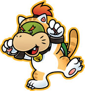 Cat Bowser Jr.