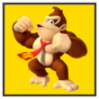 JSSB character preview icon - Donkey Kong