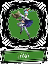 Lana SSBR