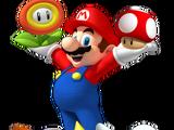 Mario's Power-Ups