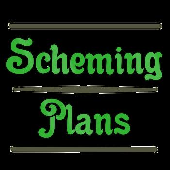 Scheming Plans 3rd Logo