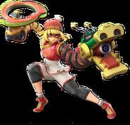 Smash Ultimate Min Min alt 2