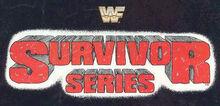 Survivor series '87