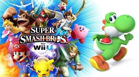 Yoshi's Woolly World (Super Smash Bros