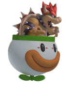 1.7.Bowser in his Clown Car