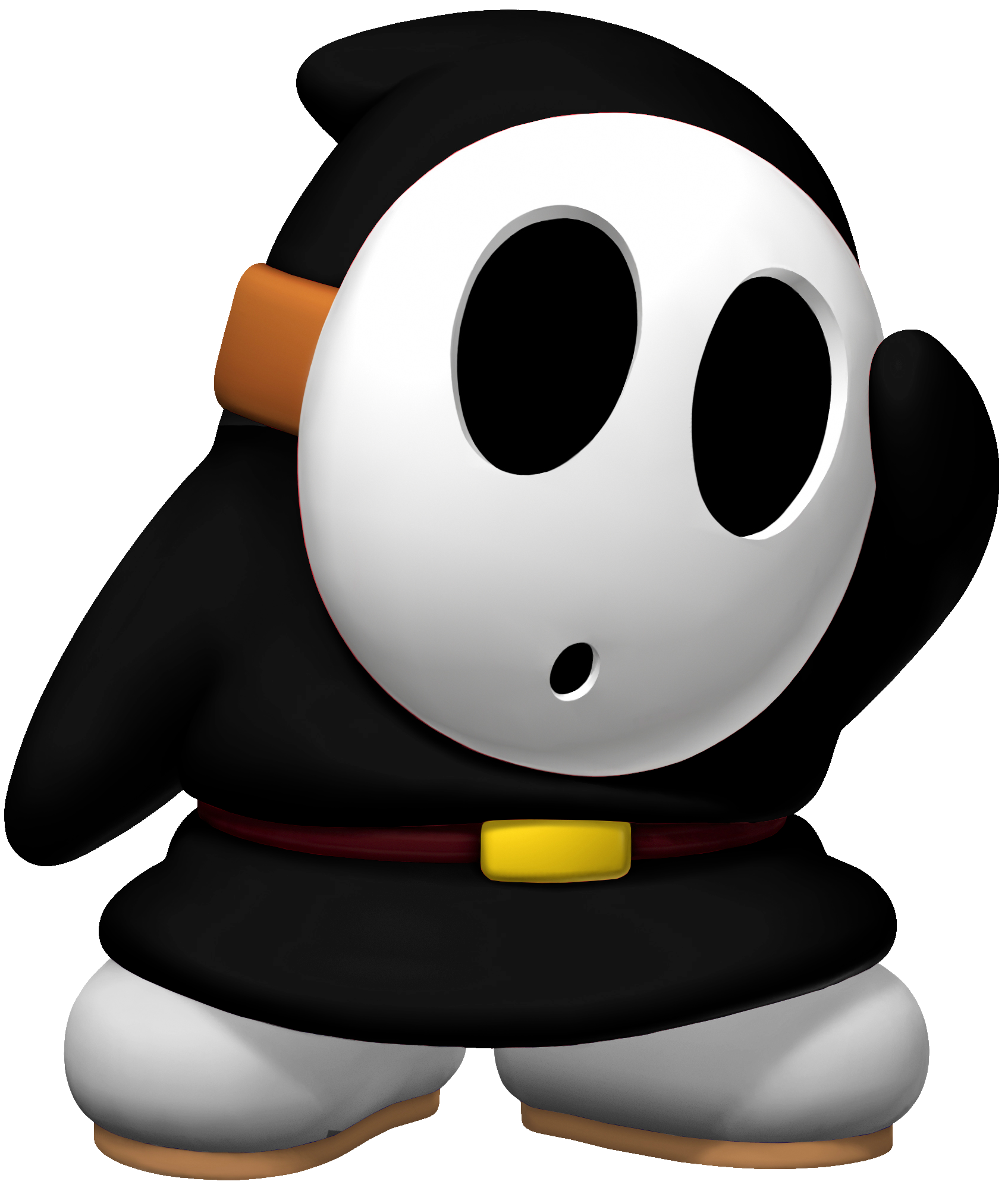Shy Guy From Mario