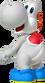 ACL MK8 White Yoshis
