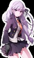 Kyouko kirigiri 1 by nunnallyrey-d6kwsot