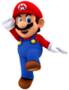Mario render by alafu0305-db5izky