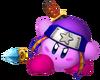 Ninja Kirby KDL3D