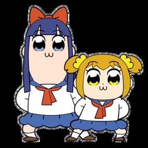 Popuko and Pipimi