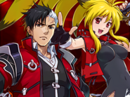 Reiji and Xiaomu