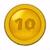 SMM2 10 Coin SM3DW icon