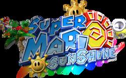 Super Mario Sunshine 2 Logo