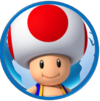 Toad Icon MKWC