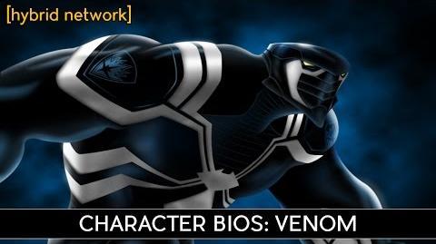 Character Bios Venom (Flash Thompson)