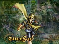 GoldenSun Art