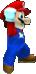 Mega Mario Sprite