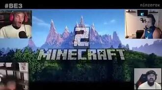Minecraft 2 reaction (feat. Pewdiepie,Etika,Tyler1,Keemstar)