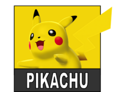 Pikachu Smash 5