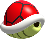 Red Shell - Mario Kart DS