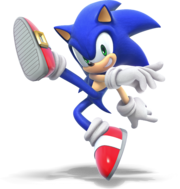 Sonic SSBUltimate