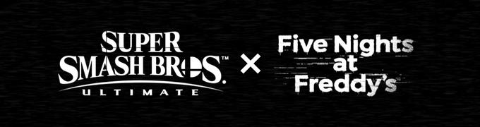 Super Smash Bros x Five Nights at Freddy's (2)