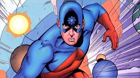 Superhero Origins The Atom (Ray Palmer)