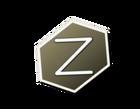 Z Badge Black Eyes